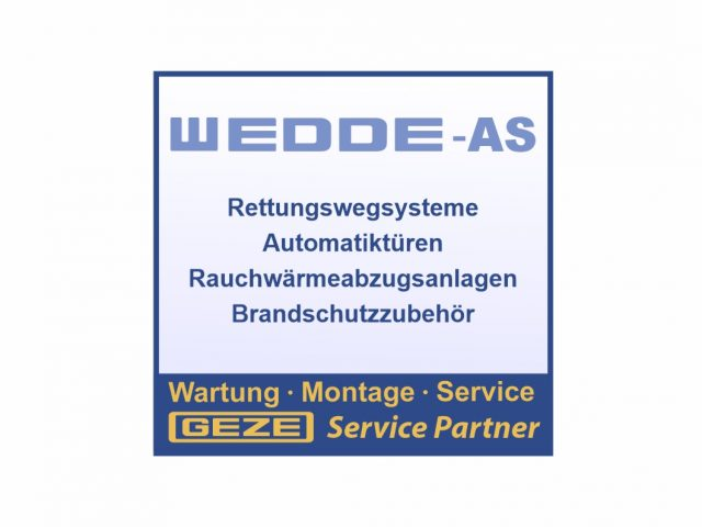 Wedde-AS Metallbau