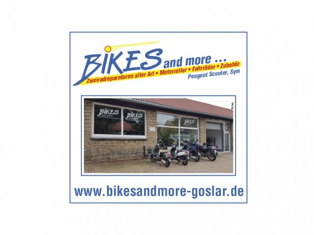 Bikes and more